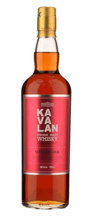 Kavalan Single Malt Sherry Oak Whisky