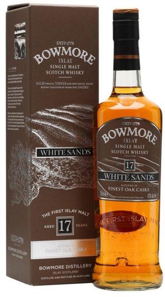 Bowmore 17 White Sands