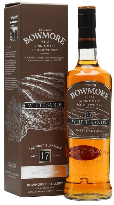 Bowmore 17 White Sands