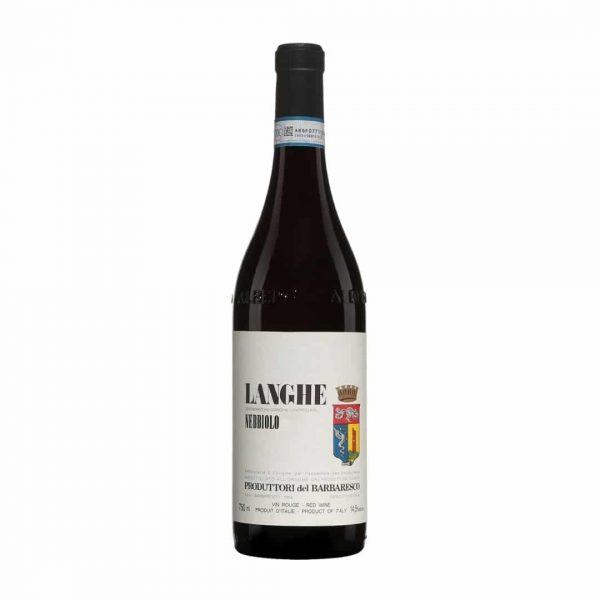 Produttori Langhe Nebbiolo 2018