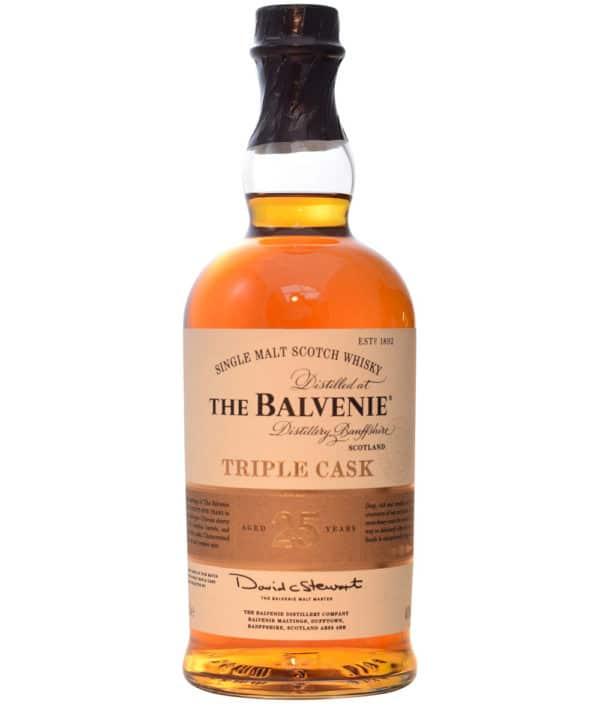 Balvenie Triple Cask 25 Years
