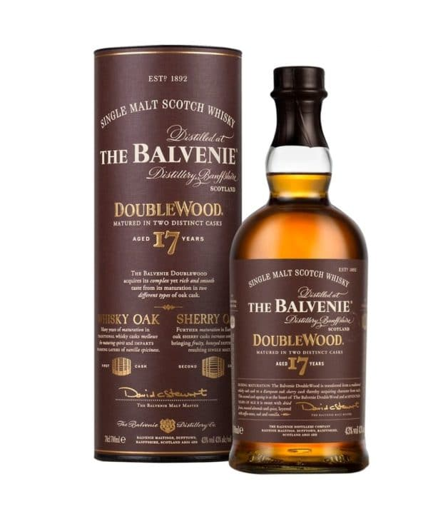 Cws00125 Balvenie Doublewood 17 Years