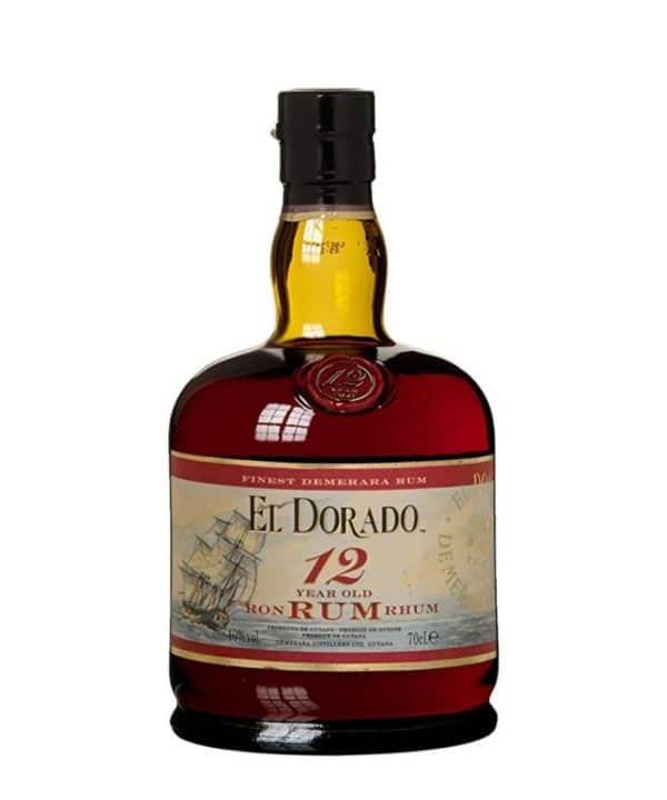 Cws00604 El Dorado 12 Years