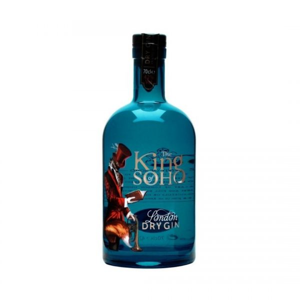 Cws00882 King Of Soho Gin