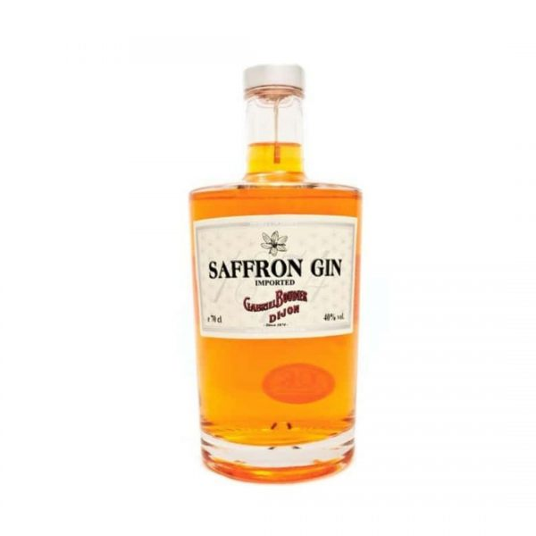 Cws01270 Saffron Gin