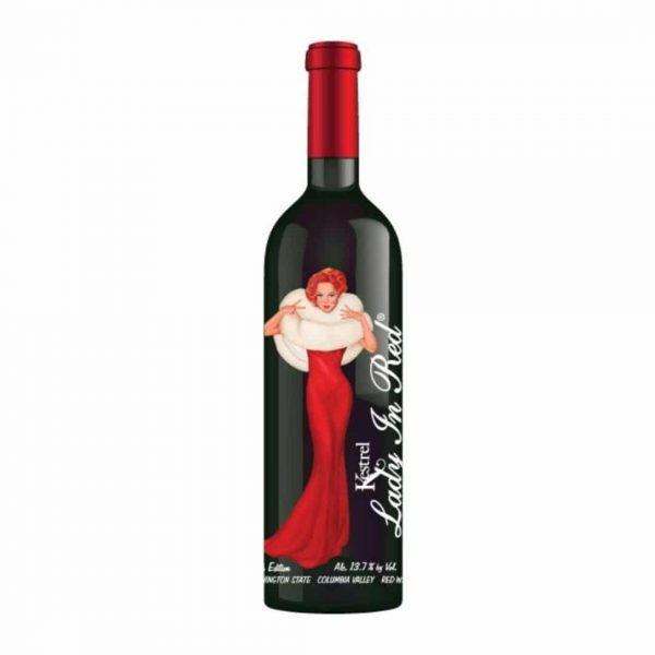 cws10339 kestrel vintners lady in red 10th edition nv