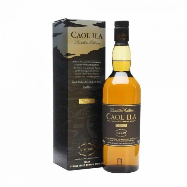 Cws10710 Caol Ila Distillers Edition 2001 2013
