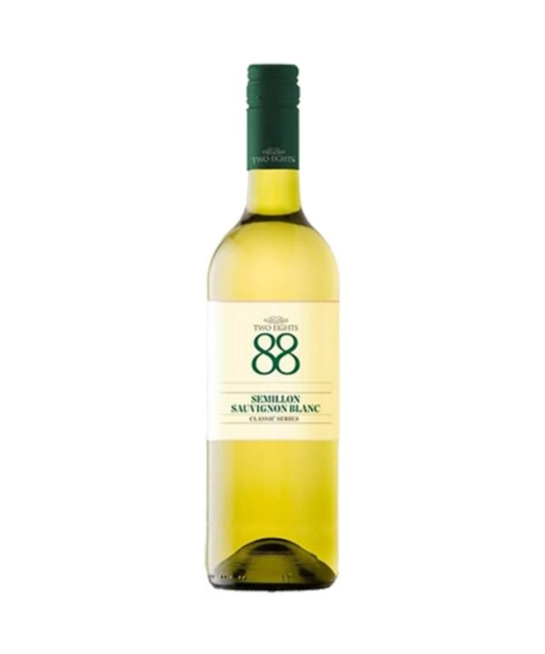 Cws10745 Two Eights Classic Semillon Sauvignon Blanc 2014