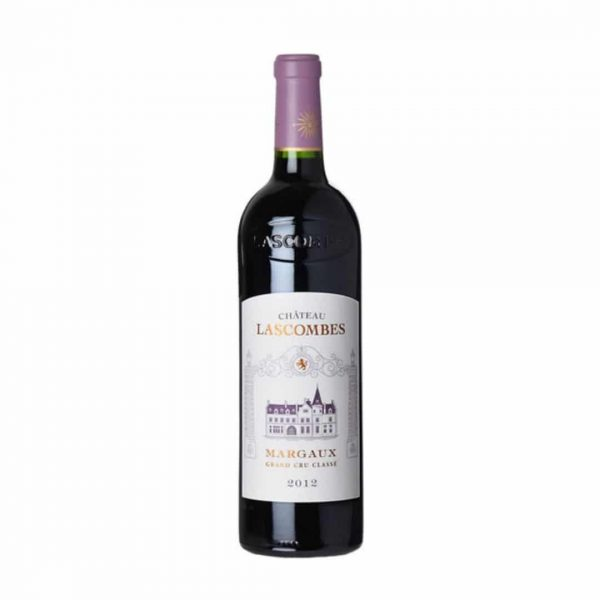 Cws10969 Chateau Lascombes Margaux 2012
