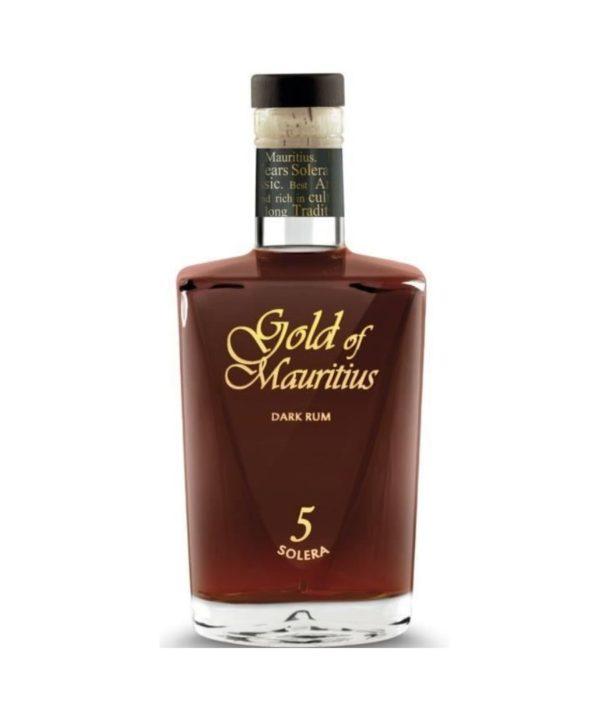 cws11109 solera 5 gold of mauritius