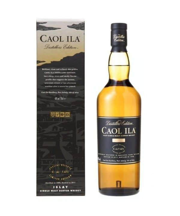 Cws11376 Caol Ila Distillers Edition 1998 2011