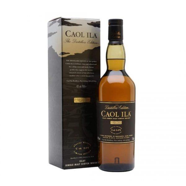 Cws11392 Caol Ila Distillers Edition 2004 2016