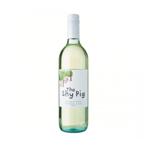 Cws11511 Shy Pig Sauvignon Blanc 2018 750ml