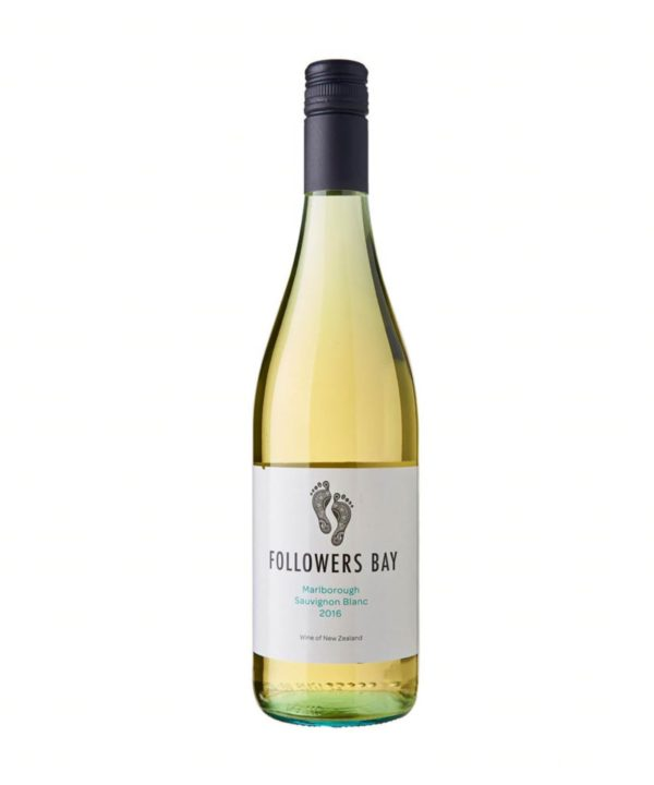 Followers Bay Sauvignon Blanc 2019