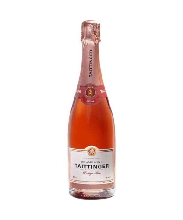cws01387 taittinger prestige rose brut nv 750ml