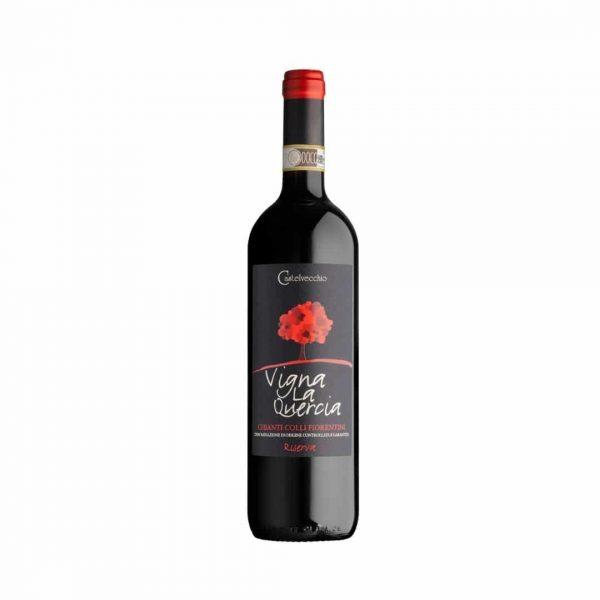 cws10136 castelvecchio 'vigna la quercia' chianti colli fiorentini riserva