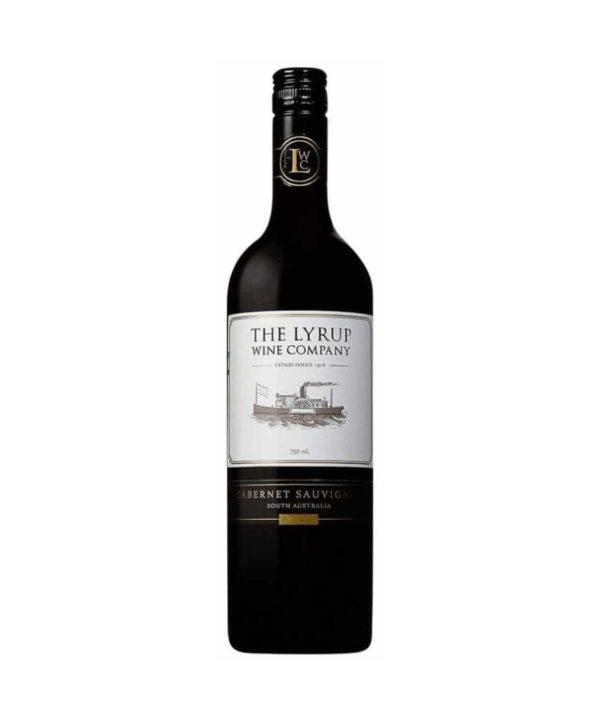 cws11053 lyrup wine company paddle steamer cabernet sauvignon 2015
