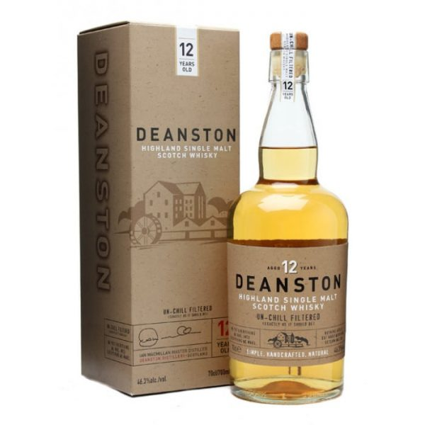 Deanston Unchill Filtered