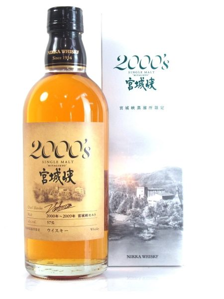 Nikka Whisky 2000s Miyagikyo