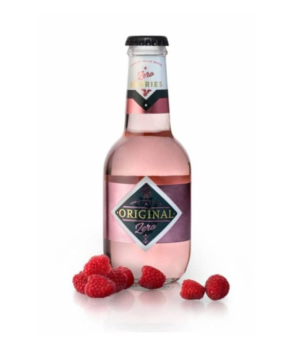 Original Tonic Berries Zero
