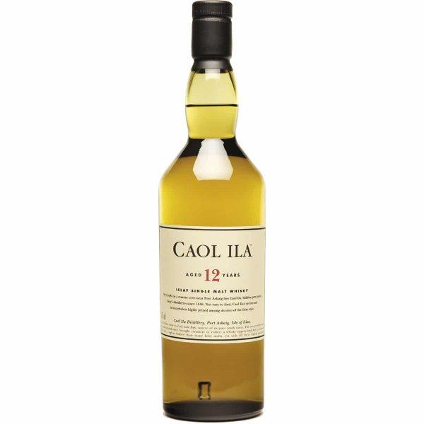 Caol Ila 12 Year Old Single Malt Scotch Whisky