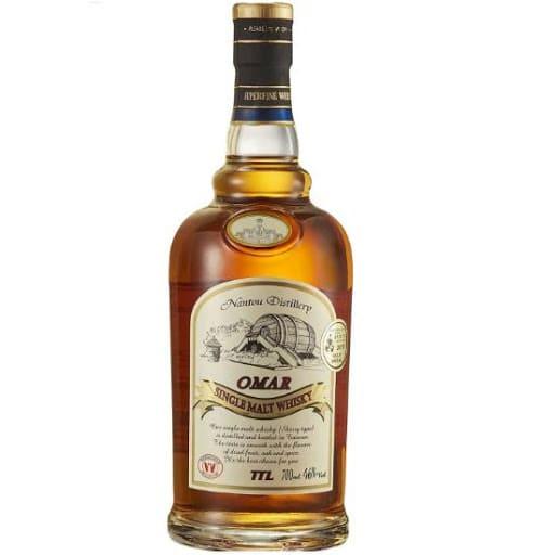 Omar Whisky Sherry