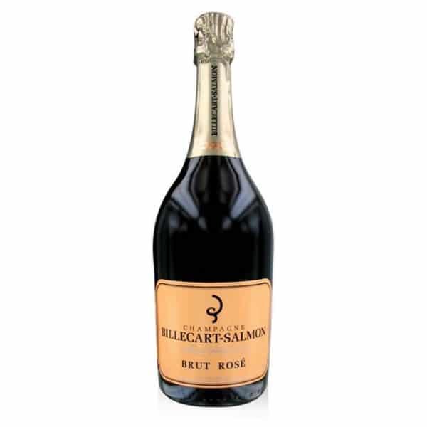 Billecart Salmon Brut Rosé Champagne