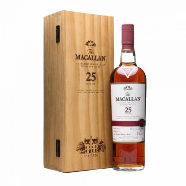 Macallan 25yo Sherry Oak