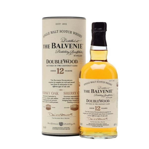 Balvenie Doublewood 12 Years