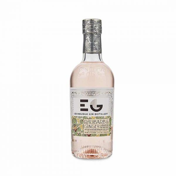 Edinburgh Rhubarb & Ginger Liqueur