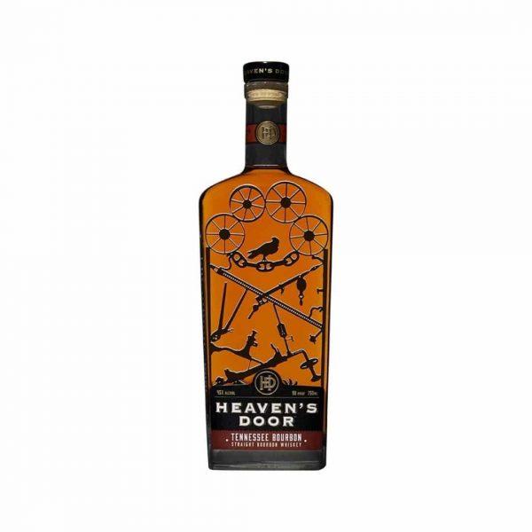 cws11780 heaven's door straight bourbon 700ml