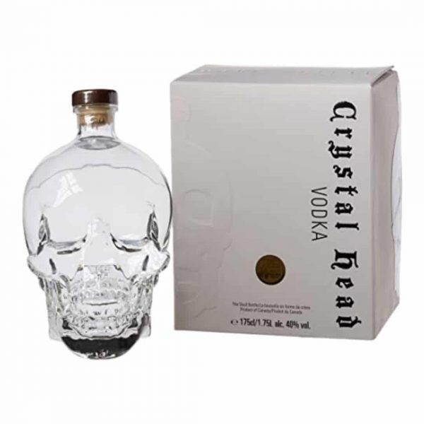 Cws00472 Crystal Head Vodka 1750ml