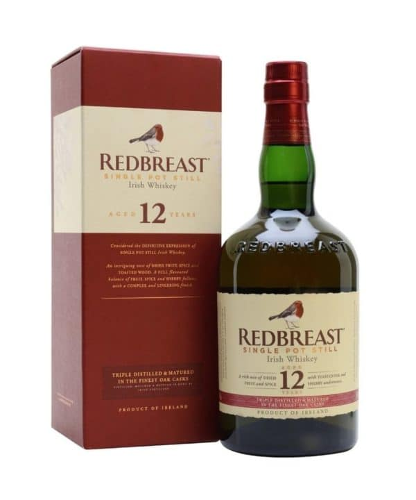 Cws10659 Redbreast 12 Years Single Pot
