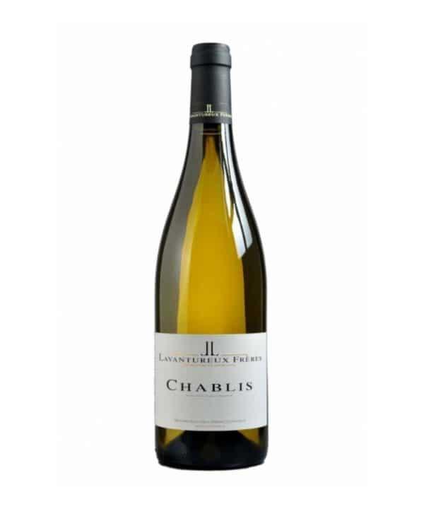 Cws11455 Domaine Lavantureux Freres Chablis 2017