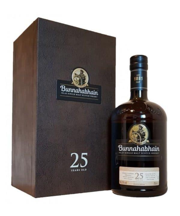 Cws11560 Bunnahabhain 25 Years