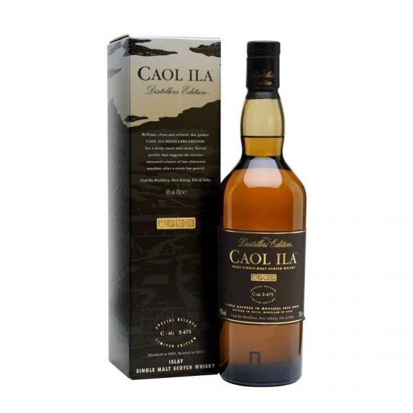 Cws11808 Caol Ila Distillers Edition 2003 2015