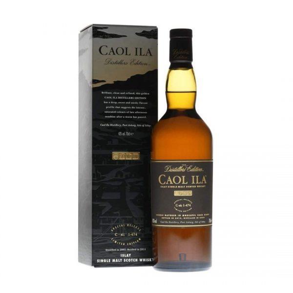 Cws11809 Caol Ila Distillers Edition 2002 2014