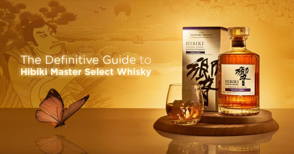 Hibiki Master Select Whisky