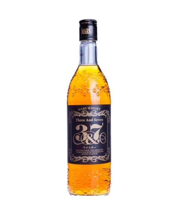 cws11788 mars whisky 3&7 720ml 40%