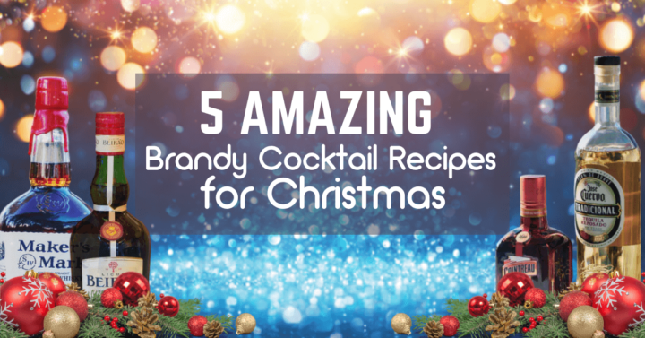 5 Amazing Brandy Cocktail Recipes For Christmas