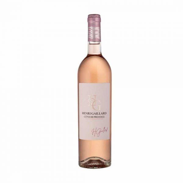 Cws11841 Henri Gaillard Cotes De Provence Rose 2019