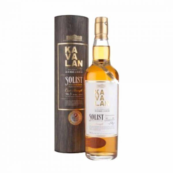 Cws00867 Kavalan Solist Ex Bourbon Cask 56.30%