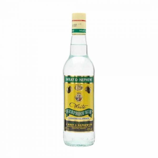 Cws01507 Wray & Nephew Overproof Rum 63%