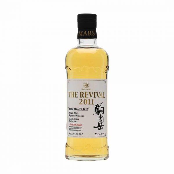 "Cws10066 Mars Whisky The Revival 2011 ""komagatake"""