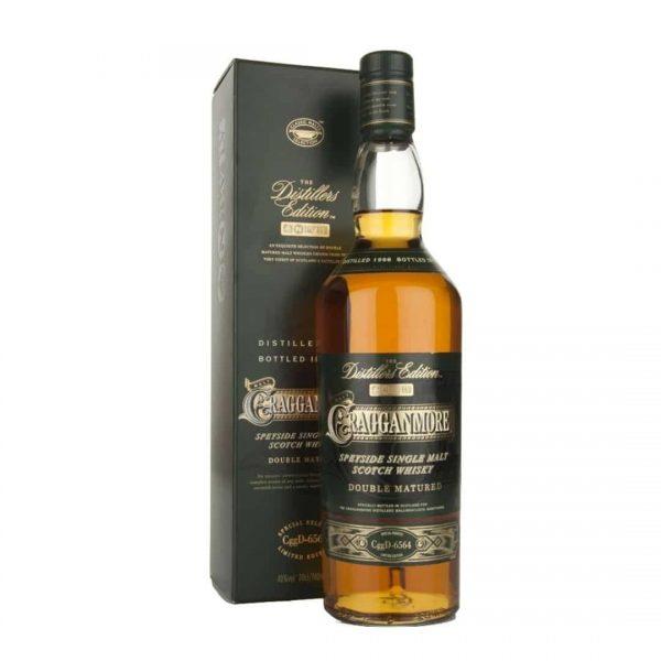Cws10713 Cragganmore Distillers Edition Port Wine Cask Wood