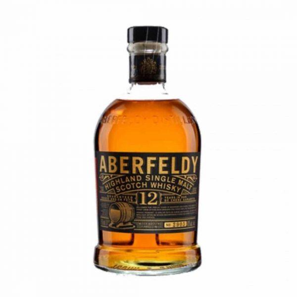 Cws11187 Aberfeldy 12 Years 1l