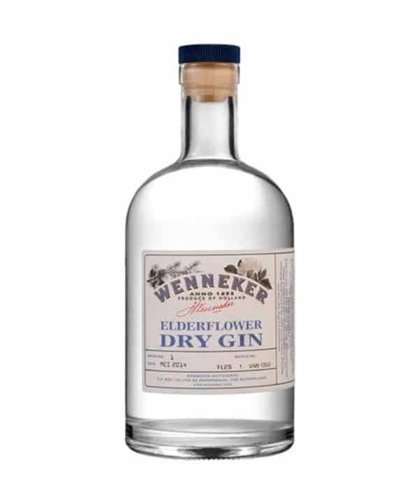 Cws11870 Wenneker Elderflower Dry Gin