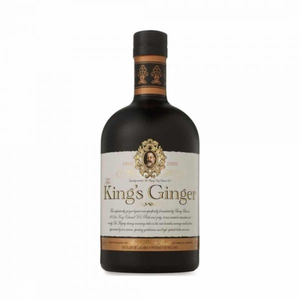 Cws11871 Kings Ginger Whisky Liqueur