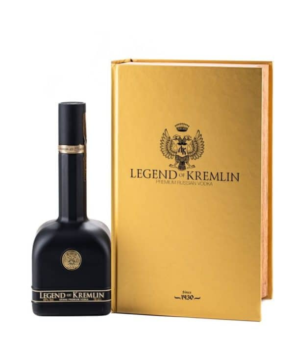 Cws11873 Legend Of Kremlin Gold Book