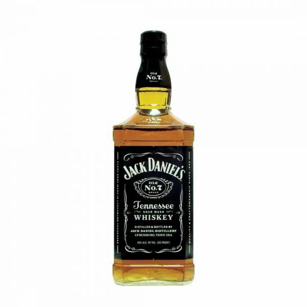 Cws11874 Jack Daniels Black 1l